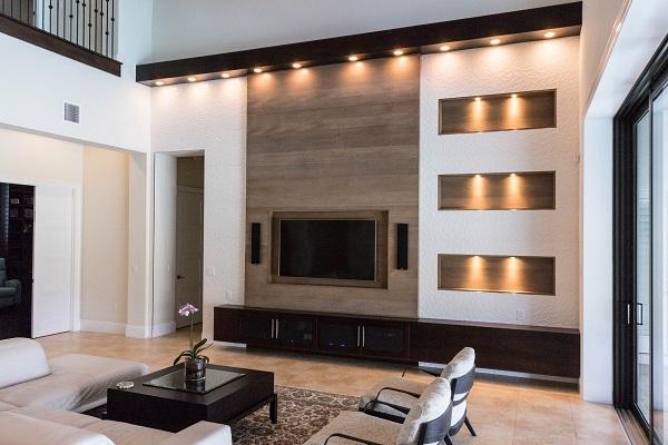 Living Room Design And Remodeling